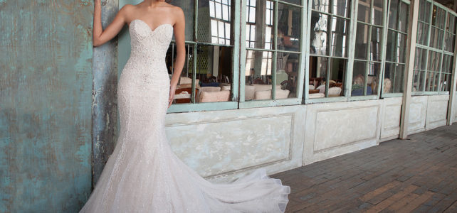 Discount Wedding Gowns: GARNET + Grace Discount Designer Wedding Dresses