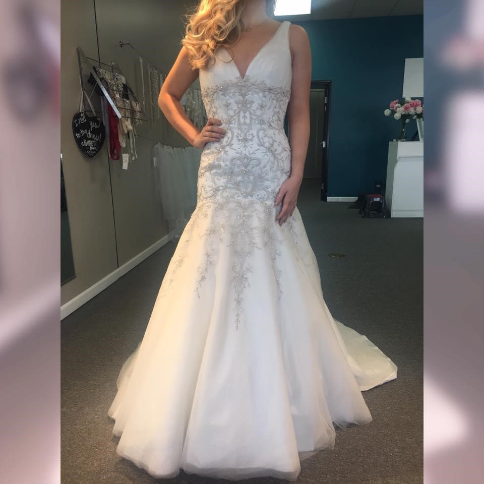 affordable wedding dresses bay area a line floor length v