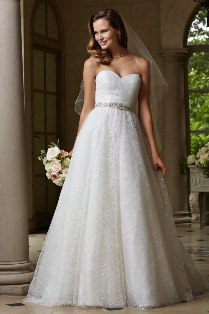 Unique designer wedding dresses garnet grace discount for Designer wedding dresses at discount prices