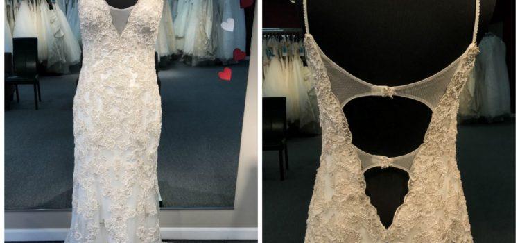 Sexy Back Wedding Dresses