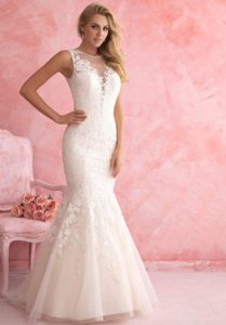 199a50c08c6f It is available at our Whittier store in a size 2 and in our Hayward bridal  boutique in a size 6. This next wedding gown ...
