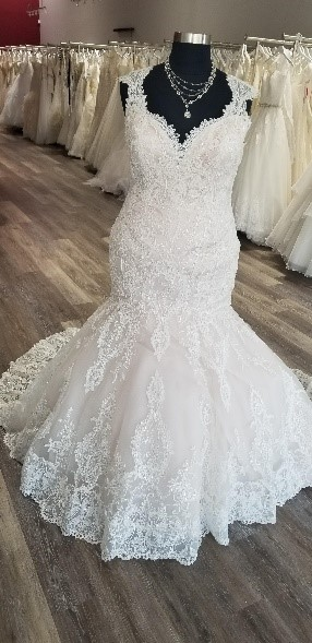 Stunning New Plus Size Wedding Dress Arrivals – GARNET + ...