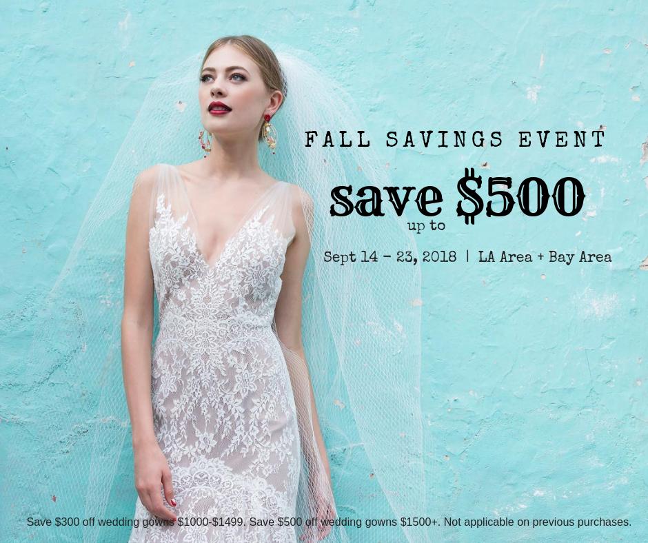 Home | GARNET + grace discount designer wedding dresses