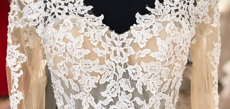 3 Beautiful Winter Wedding Dresses