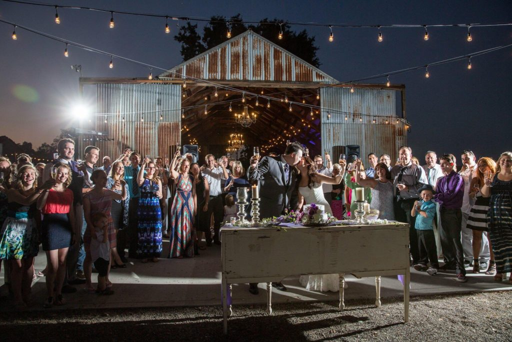 bay area barn wedding venue