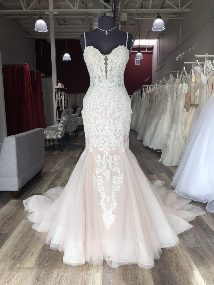 4 Sexy Wedding Dresses – New Arrivals!