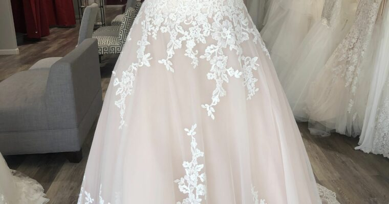 NEW! Plus Size Wedding Dresses by Allure Bridals