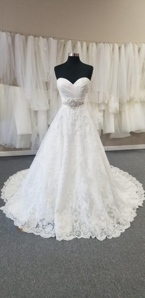 Whittier Annual Wedding Dress Sample Sale 2020