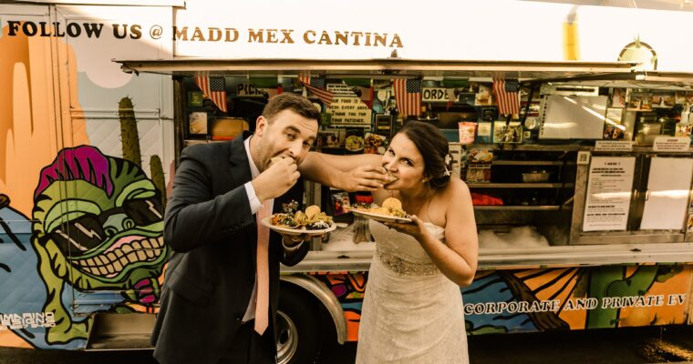 Unconventional Bay Area Foods For Your Wedding