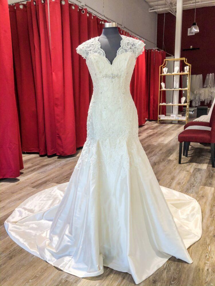 Hayward Annual Wedding Dress Sample Sale