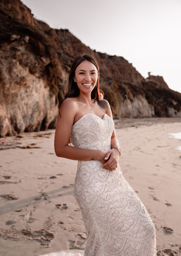 Simple Beach Wedding Dresses You Will Love