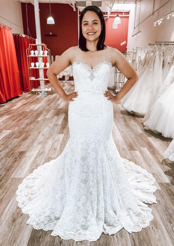 Wedding Dress Sample Sale – Bridal Gowns Under $1000